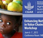 Workshop: Value Chains for Enhanced Nutrition