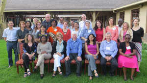 Participants of the October 2013 PMC/CFP Meeting