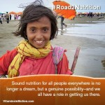 Book Launch: The Road to Good Nutrition