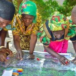 Using participatory mapping with a gender lens to understand how landscapes are used for nutrition