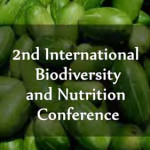 Open call: 2nd global biodiversity conference