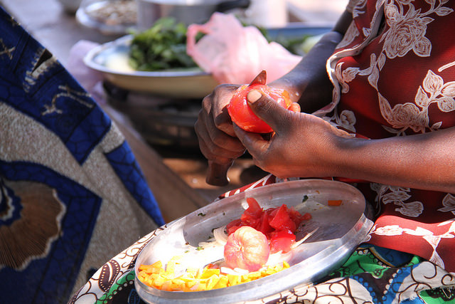 Healthy diets year round – a case study captured on film in Zambia