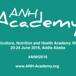 First annual ANH Academy Week coming up