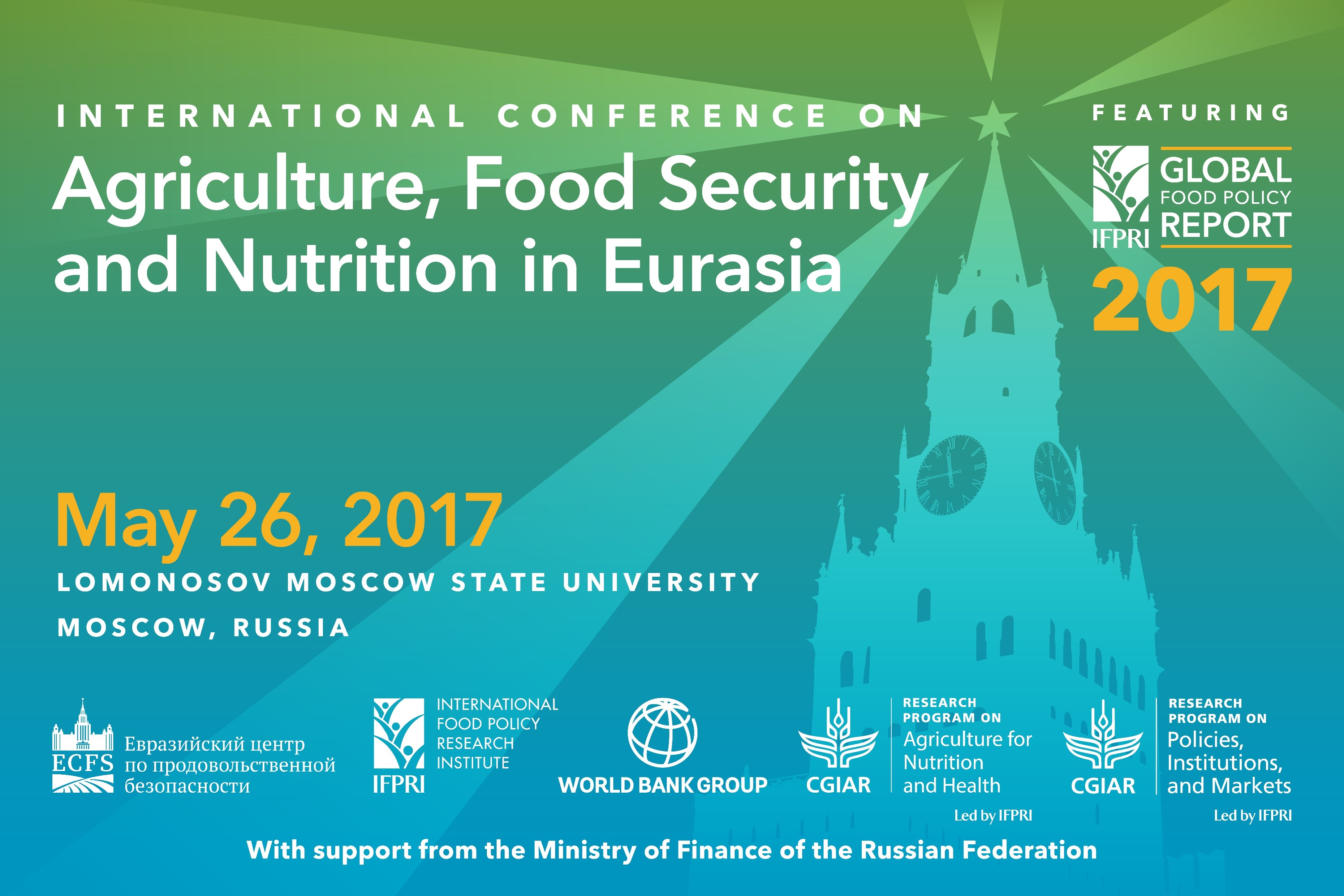 International Conference on Agriculture, Food Security, and
