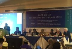 Stakeholders Consider Food Systems for Healthier Diets in Bangladesh