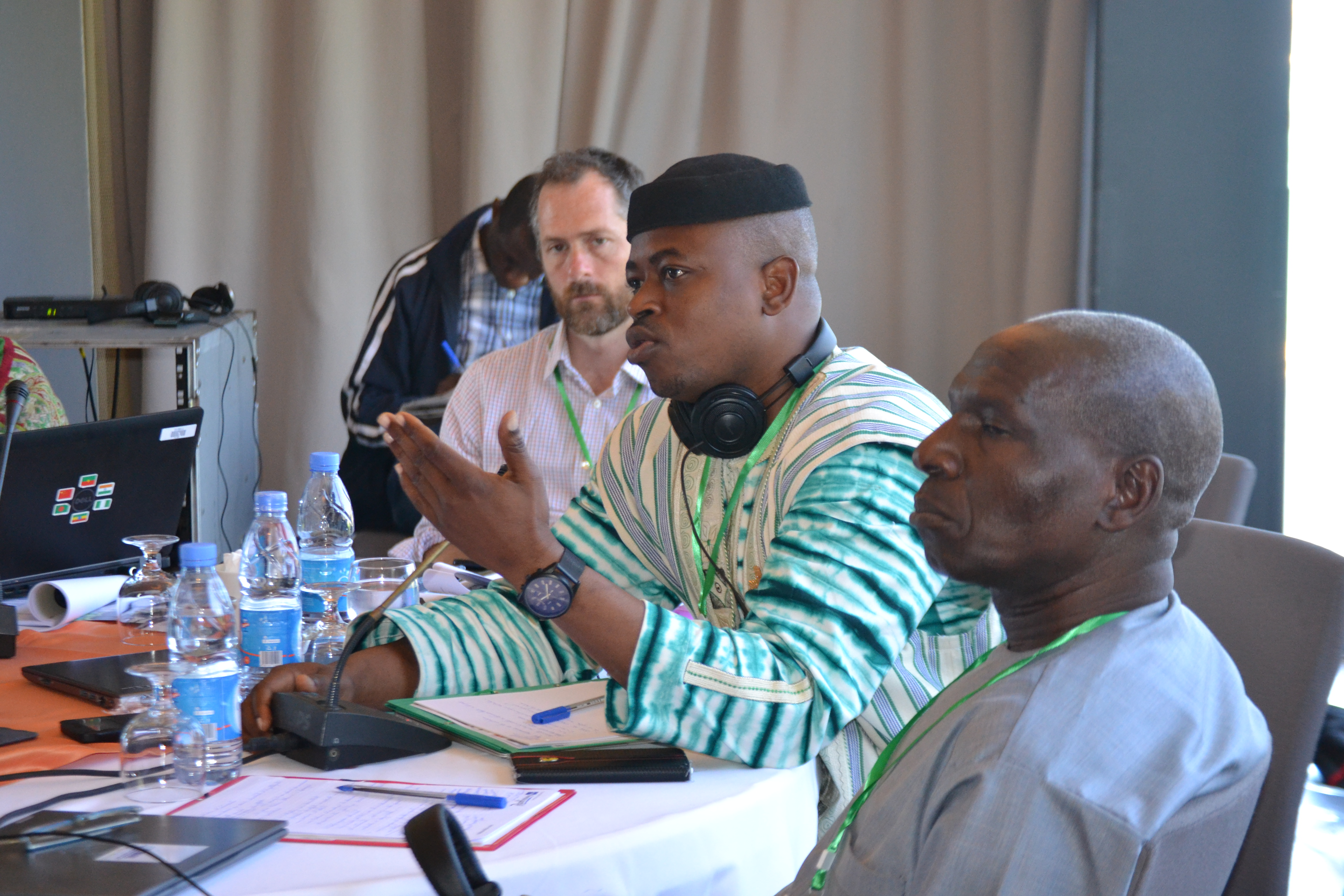 Transform Nutrition-West Africa Launches With Consultation in Dakar