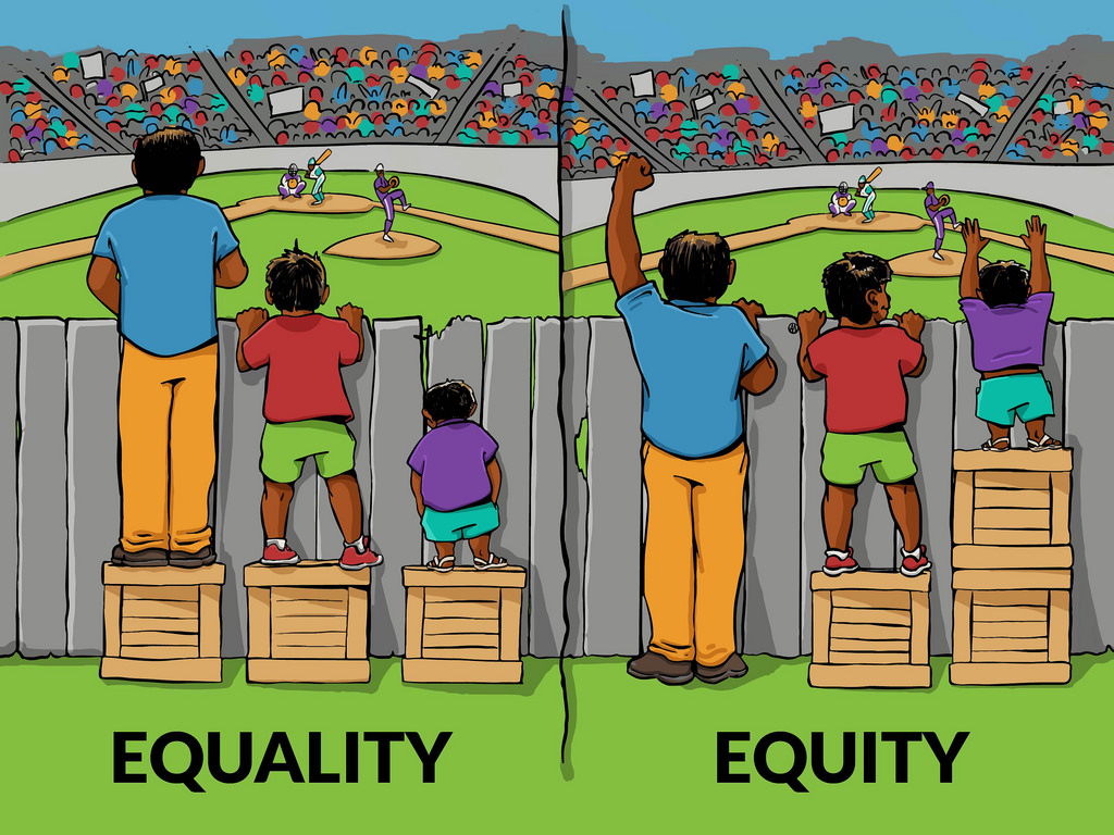 What do equity and equality have to do with it? Insights for food and nutrition from development studies research