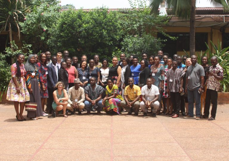 West African Nutrition Professionals Participate in Inspiring Short Course on 'Evidence for Policies and Programming'