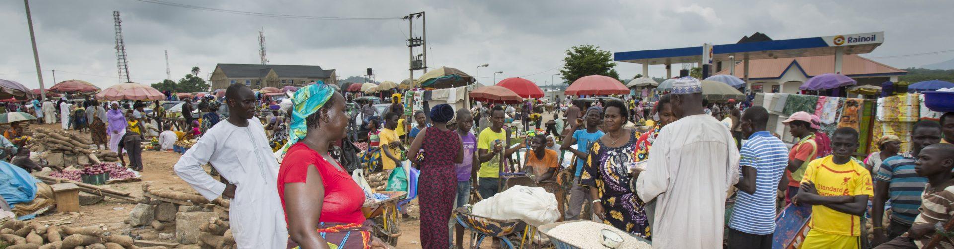 Food System Fact Sheet: Nigeria